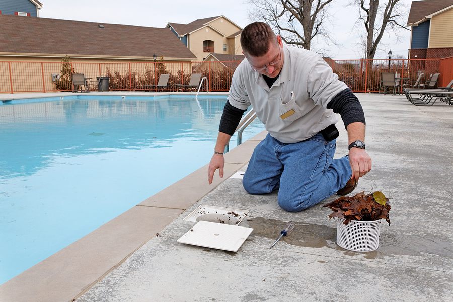 De Amp Cartridge Filter Cleaning Pool Services In Elkhart In